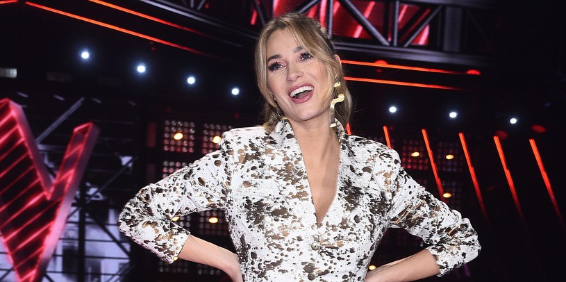 Marcelina Zawadzka to jedna z najpiękniejszych polskich celebrytek /Andras Szilagyi /MWMedia