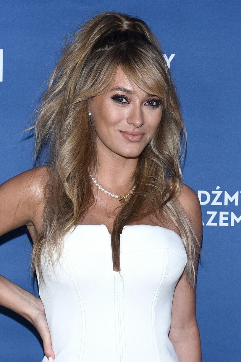 Marcelina Zawadzka w nowej fryzurze /VIPHOTO /East News