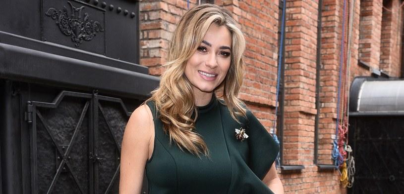 Marcelina Zawadzka wygrała konkurs Miss Polski 2011 /Andras Szialgyi /MWMedia