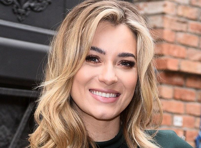 Marcelina Zawadzka zdecydowała się na rozjaśnienie włosów za pomocą techniki balejażu /VIPHOTO /East News