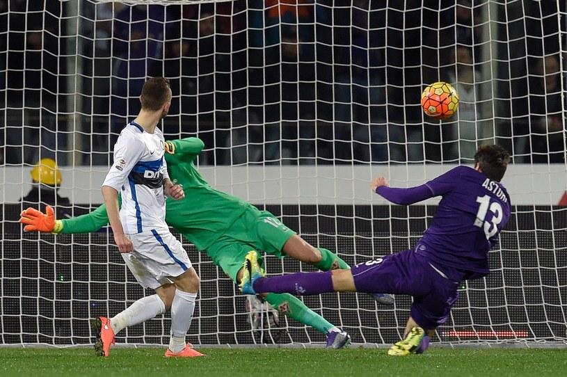 Marcelo Brozović zdobył bramkę dla Interu /AFP