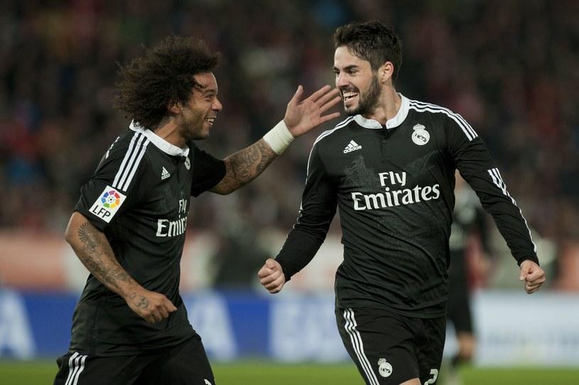 Marcelo i Isco /AFP