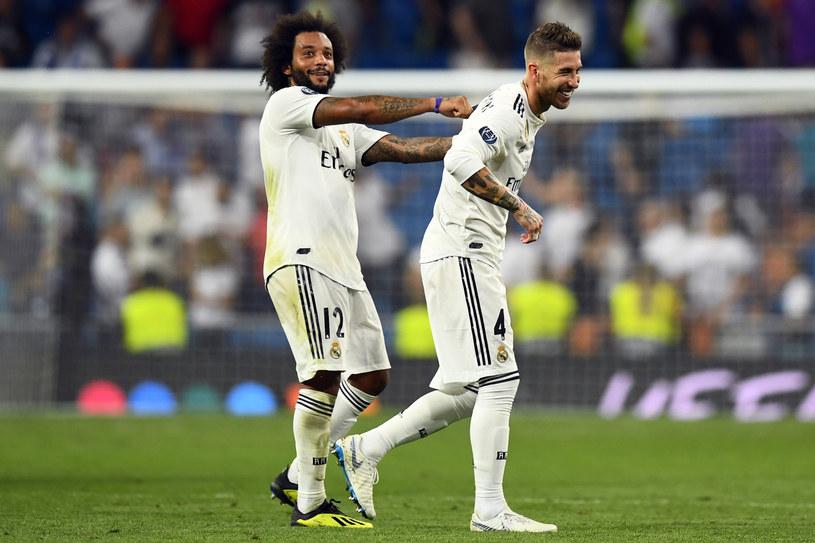 Marcelo i Sergio Ramos (z prawej) /AFP