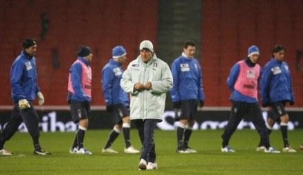 Marcelo Lippi ogłosił kadrę Włoch na mecze eliminacyjne /ASInfo/INTERIA.PL