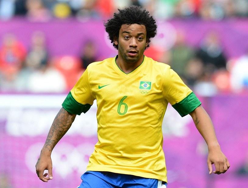 Marcelo nie będzie mógł grać przez trzy miesiące /AFP