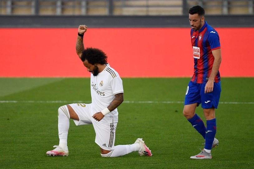 Marcelo strzelił gola w meczu z Eibar /AFP
