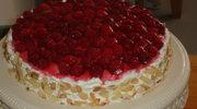 Marcepanowy tort.. dla meza