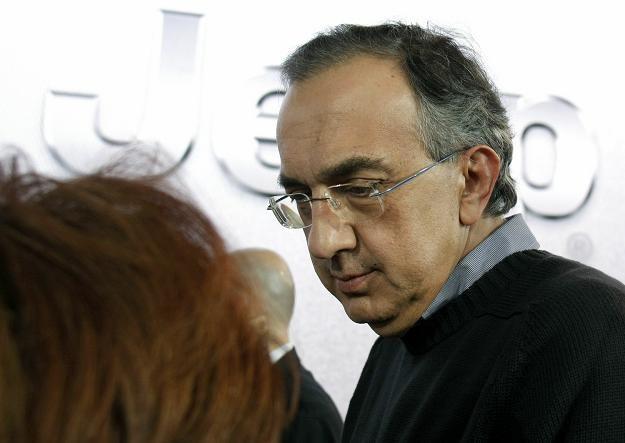 Marchionne pochwalił polskie związki /AFP