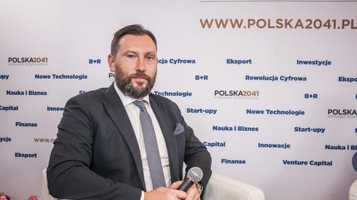 Marcin Adamczyk, prezes TFI PZU