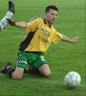 Marcin Bojarski strzelił Górnikowi dwie bramki /INTERIA.PL