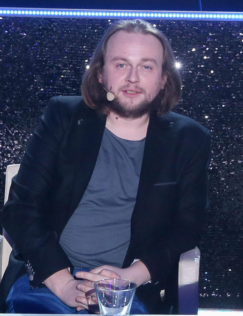 """Marcin Bors miał być stałym ekspertem w """"Superstarciu"""" /MWMedia"""