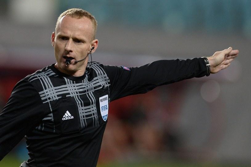 Marcin Borski podczas meczu Ligi Europejskiej Dinamo Moskwa - PSV Eindhoven /ALEXEY FILIPPOV /East News