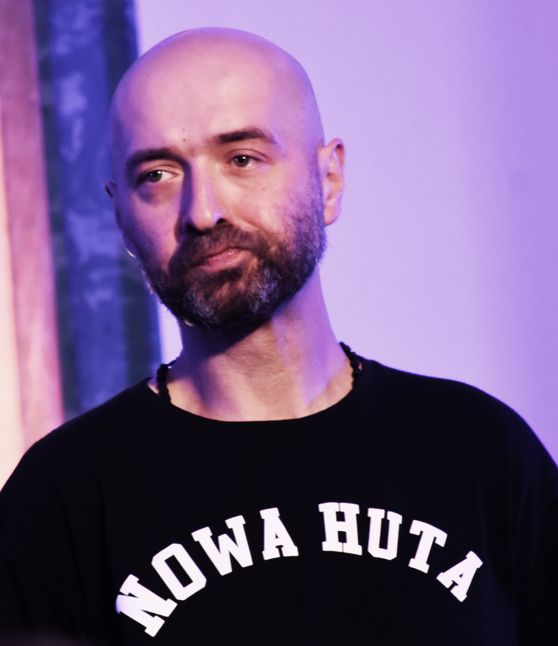"Marcin ""Bzyk"" Bąk z Wu-Hae /Marek Lasyk  /East News"