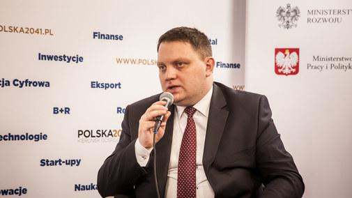 Marcin Chludziński, prezes ARP