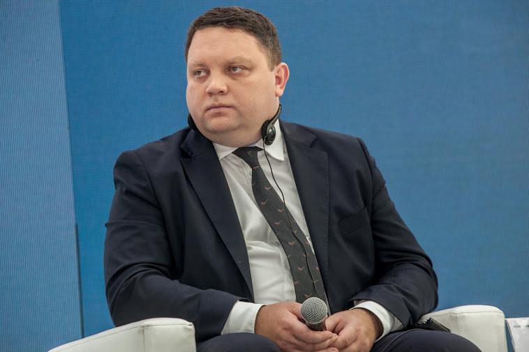 Marcin Chludziński, prezes KGHM /INTERIA.PL