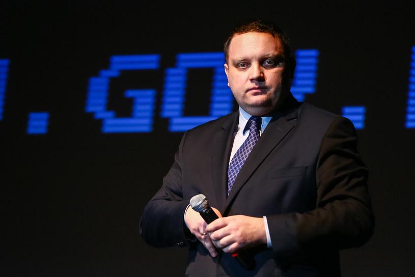 Marcin Chludziński, prezes KGHM /KAROL SEREWIS /Getty Images