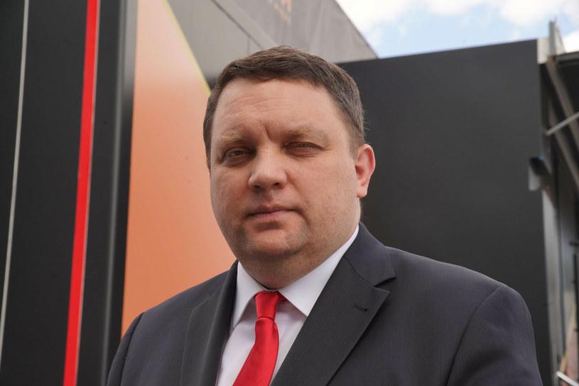 Marcin Chludziński, prezes KGHM /Tricolors /East News