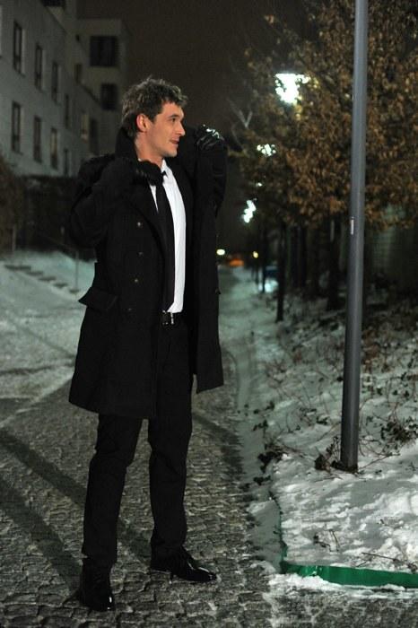 Marcin Chodakowski (Mikołaj Roznerski) /Agencja W. Impact