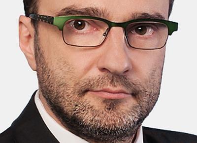 Marcin Czech, wiceminister zdrowia /Informacja prasowa