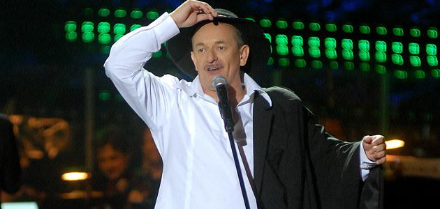 Marcin Daniec na festiwalu TOPtrendy, fot. Andrzej Szilagyi  /MWMedia