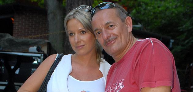 Marcin Daniec z żoną, fot. Andrzej Szilagyi  /MWMedia
