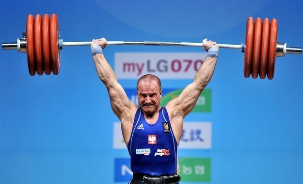 Marcin Dołęga będzie walczył o medal /AFP