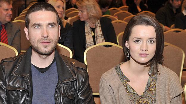 """Marcin Dorociński i Katarzyna Maciąg są nominowani w kategoriach """"najlepszy aktor"""" i """"najlepsza aktorka"""" /    /AKPA"""