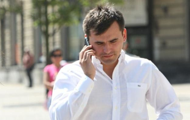 Marcin Dubieniecki, fot. S. Kowalczuk /East News