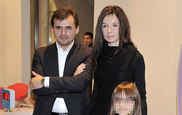 Marcin Dubieniecki, Marta Kaczyńska /Kurnikowski /AKPA