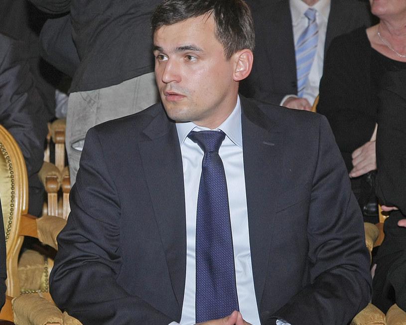 Marcin Dubieniecki źle znosi areszt? /Baranowski /AKPA