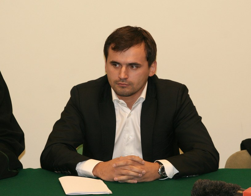 Marcin Dubieniecki /PIOTR GOCAL /Agencja FORUM