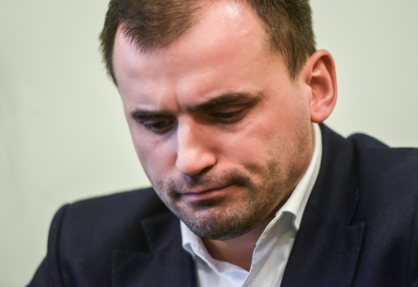 Marcin Dubieniecki /Fot. Przemek Świderski /East News