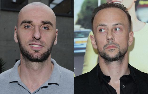 Marcin Gortat i Nergal  /MWMedia