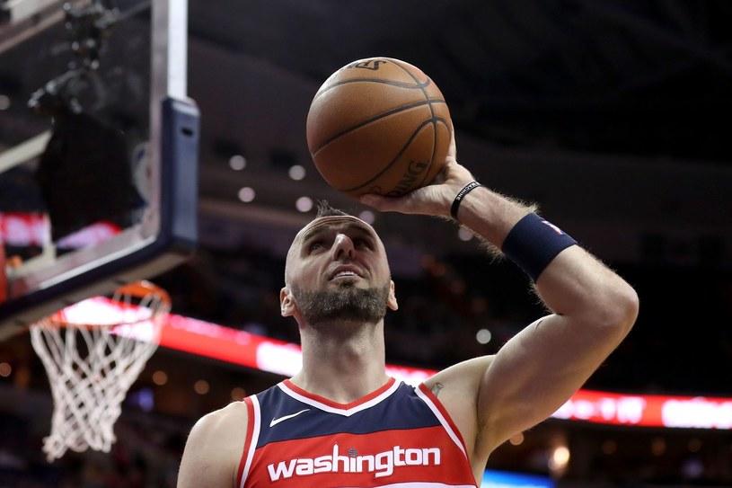 Marcin Gortat - nasz jedynak w NBA /AFP