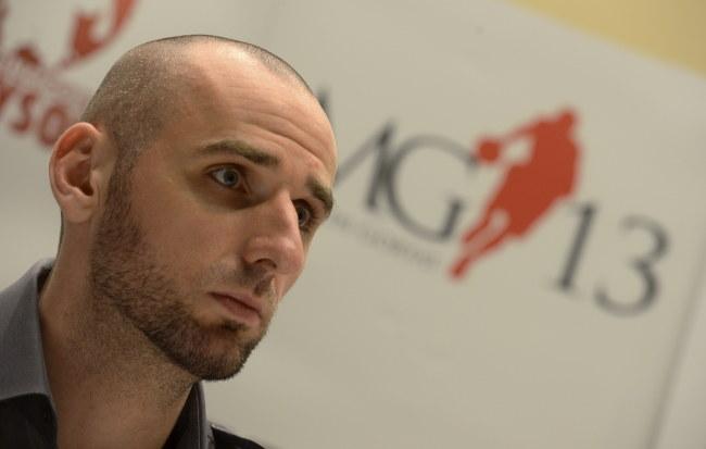 Marcin Gortat /Bartłomiej Zborowski /PAP