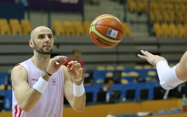 Marcin Gortat /ARMANDO BABANI  /PAP