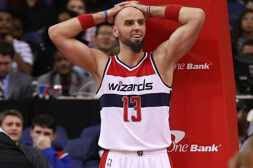 Marcin Gortat /Patrick Smith /Getty Images