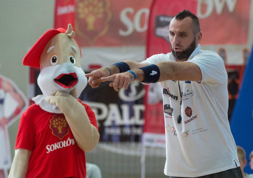 Marcin Gortat /Grzegorz Michałowski /PAP