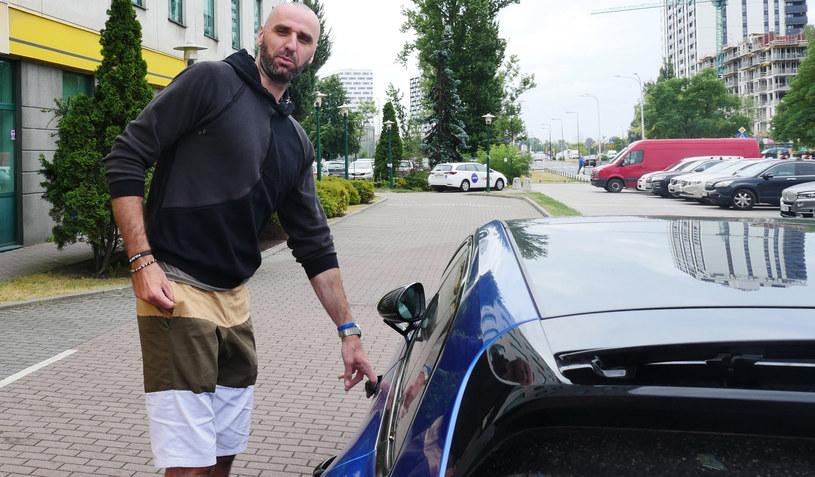 Marcin Gortat /KAMIL KACPERCZYK/SE /East News
