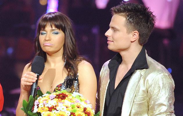 Marcin Hakiel i Dorota Deląg, fot. Andrzej Szilagyi  /MWMedia