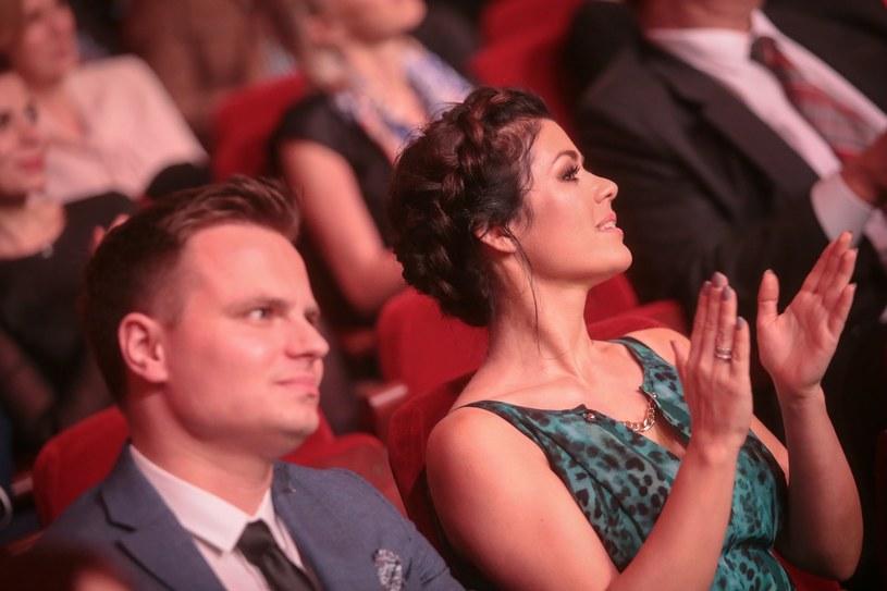 Marcin Hakiel i Katarzyna Cichopek /Andrzej Lange /East News