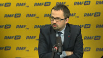 Marcin Horała gościem Popołudniowej rozmowy w RMF FM