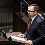 Marcin Horała zostanie pełnomocnikiem rządu ds. CPK