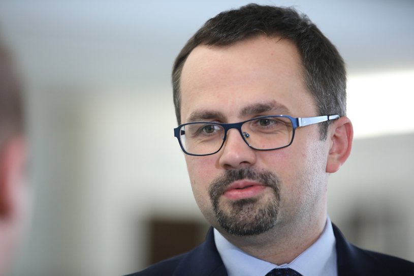 Marcin Horała /fot. Andrzej Iwanczuk/REPORTER /Reporter