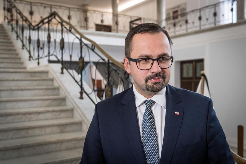 Marcin Horała /Jacek Domiński /Reporter