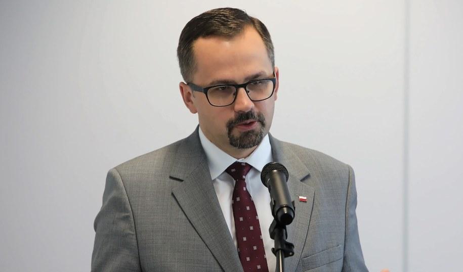 Marcin Horała /Wojciech Olkuśnik /PAP