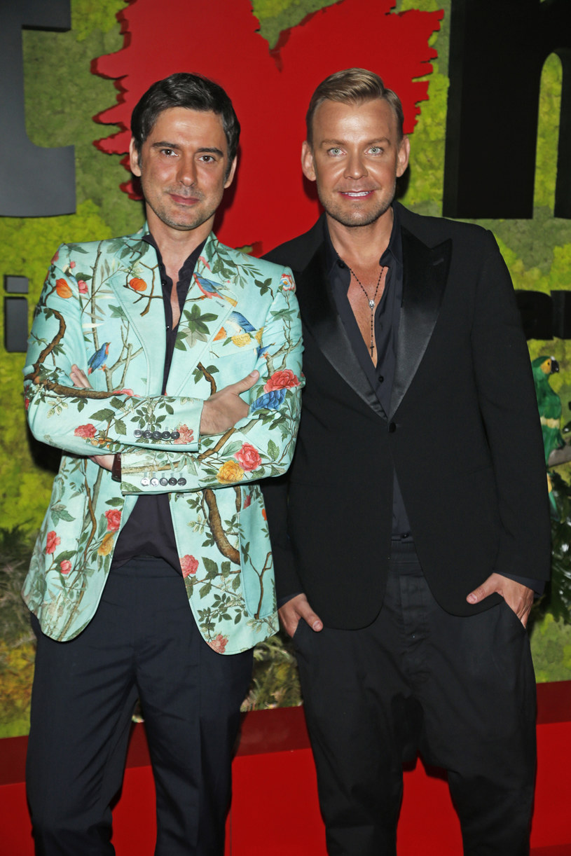 Marcin i Dawid /- /AKPA