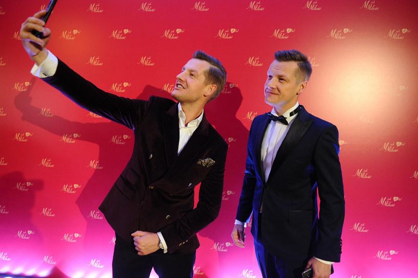 Marcin i Rafał Mroczek nie zawsze się dogadują /VIPHOTO /East News