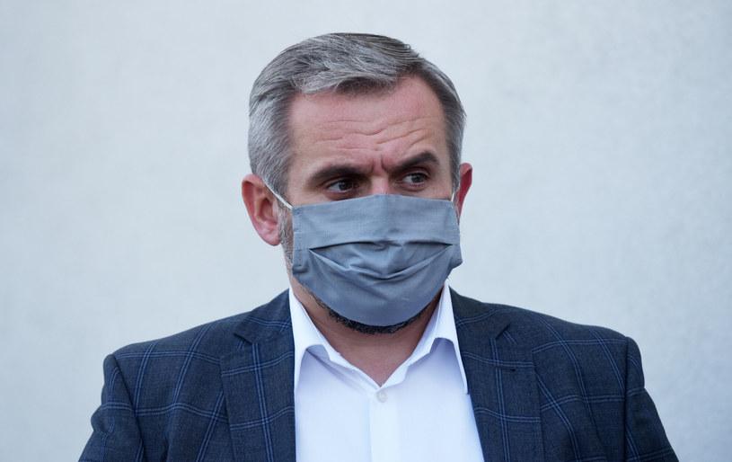 Marcin Jędrychowski, dyrektor Szpitala Uniwersyteckiego w Krakowie /Marek Lasyk  /Reporter