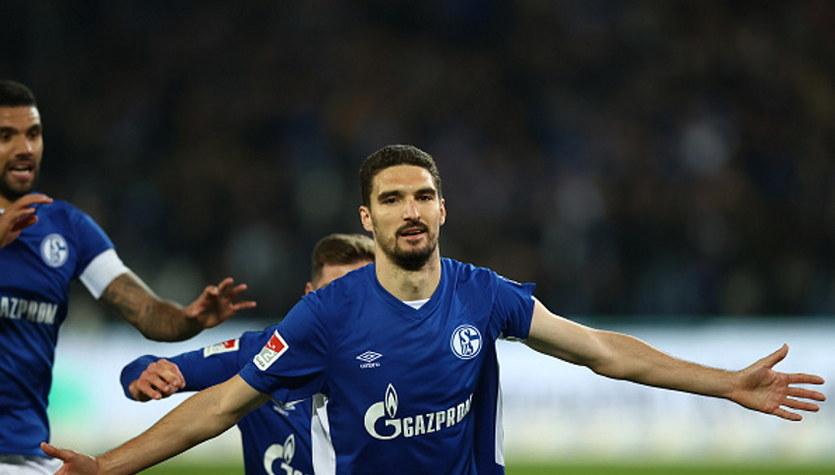 Marcin Kamiński zdobył zwycięską bramkę dla Schalke